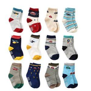 pares de calcetines de bebé