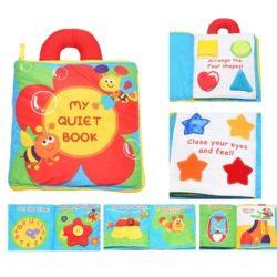 libro de bebé en inglés