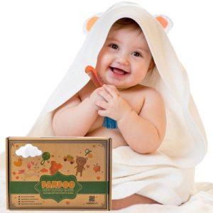 tolla orgánica para bebés