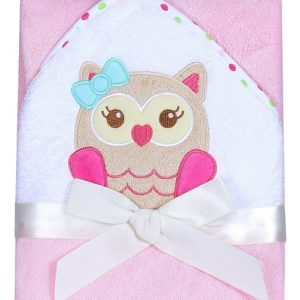 toallas de bebé buho