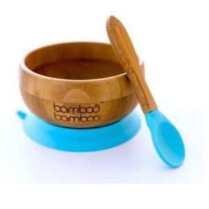 bowl adherente para bebés