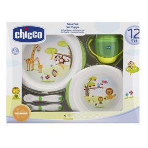 platos chicco para bebés