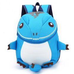 mochila de guardería dinosaurio