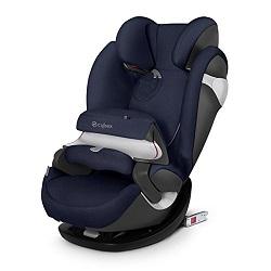 silla coche cybex azul