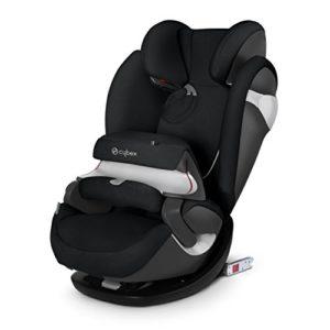 silla de auto cybex pallas negro