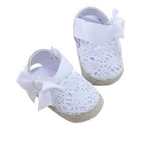 zapatitos para recién nacidos