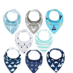 bandanas para bebé