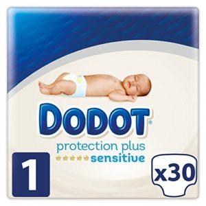 pañales para bebé dodot talla 1