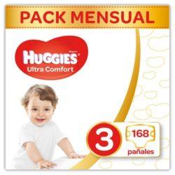 pañales desechables huggies talla 3