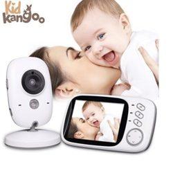 cámara de vigilancia de bebé