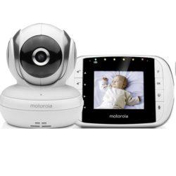 monitor de vigilancia para bebes