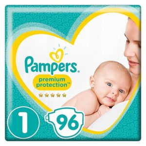 pañal pampers talla 1