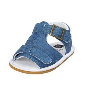 sandalia para bebés