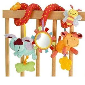 juguetes para bebés para cunas