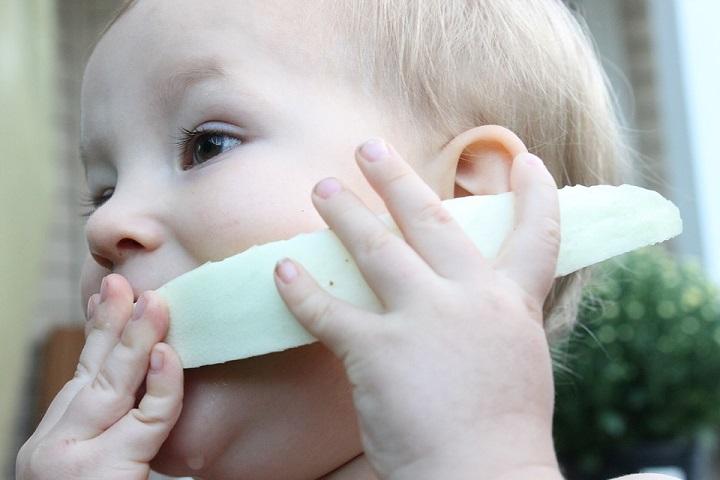 alimentacion blw para bebés