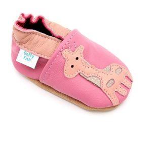 zapato de bebé
