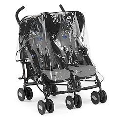 carrito para gemelos chicco