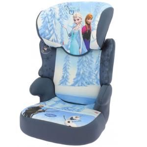 silla de auto de Frozen