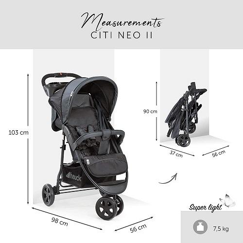 silla de paseo para bebes hauck